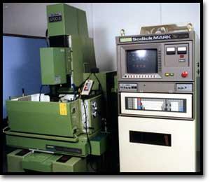 SNI, Inc  CNC EDM